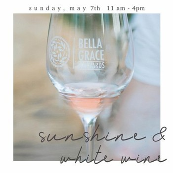 Join us for our Sunshine & Wine event at the Wine Caves!