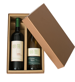 Barbera & 3 Graces Blanc Gift Box Image