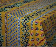 Le Cluny Tablecloth Long