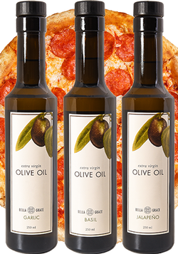 Olive Oil Pizza Party Pack