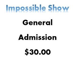 Justin Impossible Show General Admission