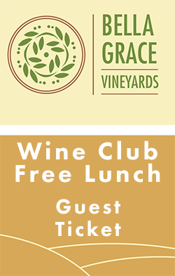 Free Club Lunch - April 12th Guest