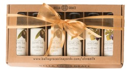 EVOO + Vinegar Sampler Gift Set (6-Pack)