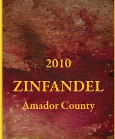 2010 Estate Zinfandel