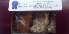 Carol's Almond Toffee