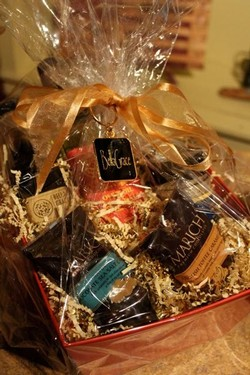 Chocolate & Olive Oil Basket