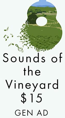 Sounds in the Vineyard General Admission
