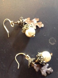 Woodland Earings
