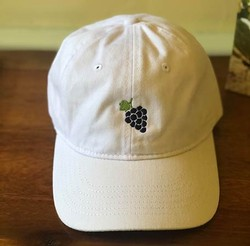 White Grape Hat
