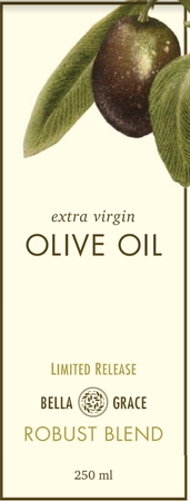 Robust Extra Virgin Olive Oil - 250ML