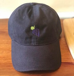 Black Grape Hat